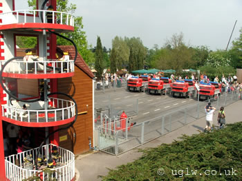 Fire Academy at Legoland Windsor