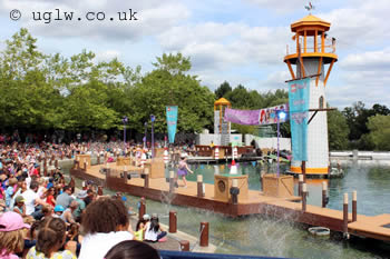 LEGO Friends to the Rescue! At Legoland Windsor